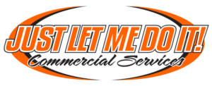 Just Let Me Do It Franchise Logo