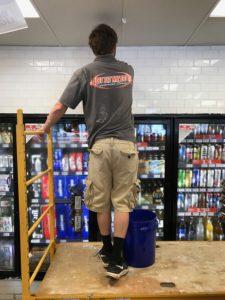 commercial repair service